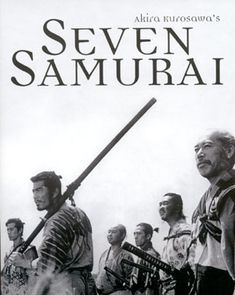 Seven Samurai, what can I say. I believe this is one of the best movies ever made. I am a big fan of foreign films and Kurosawa is at the top of my list of best directors, along with Fellini, Truffaut, Ang Lee and few others. From this list, I think Kurosawa has made more impact on me and Seven Samurai is his most well known movie. His strength is telling the story and this movie does that at the highest level. This movie spun The Magnificent Seven, a western. A must see classic.