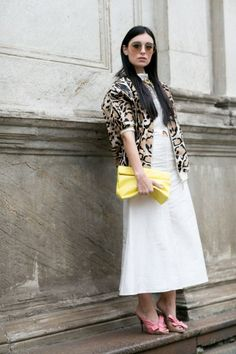 Must-See Street Style From Milan Fashion Week Fall 2015   StyleCaster