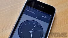 """AlarmTalk for iOS wakes you with the weather and your appointments"" ($1.99)"