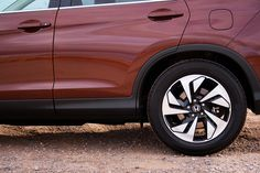 Honda's careful attention to detail makes the 2015 CR-V Touring the perfect combination of practicality and style.