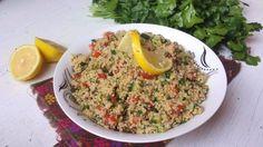 taboulé de quinoa sans gluten