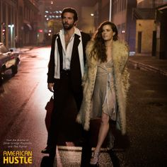 American Hustle with Bradley Cooper and Amy Adams. I loved Amy and her awesome fun wardrobe in this film. She was gorgeous, sexy and did a great job 70s Party, Disco Party, Studio 54, Bradley Cooper, 70s Fashion, Spring Fashion, Fashion Trends, Seventies Fashion, Fashion Guide