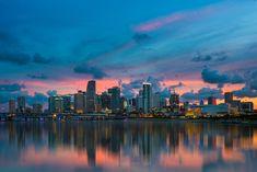 Miami Wallpaper, City Wallpaper, Summer Wallpaper, Miami City, Florida City, City Aesthetic, Travel Aesthetic, Photography Tours, Landscape Photography