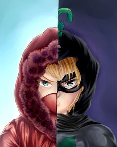 kenny mccormick by darkphoenix - fanart kenny mccormick from south park draw it because he is the best bro >//w/<)