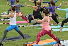 Yoga classes during holidays