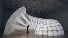 Instalaciones monumentales de John Grades