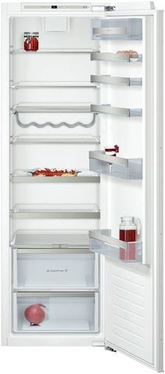 NEFF tall integrated fridge KI1813F30G