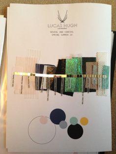 Passport project: Mood Board: Lucas Hugh