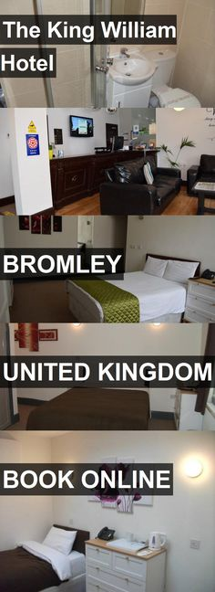 The King William Hotel in Bromley, United Kingdom. For more information, photos, reviews and best prices please follow the link. #UnitedKingdom #Bromley #travel #vacation #hotel