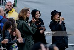 Princess Eugenie (C) attends the Sentebale Concert at Kensington Palace on June 28, 2016 in London, England. Sentebale was founded by Prince Harry and Prince Seeiso of Lesotho over ten years ago. It helps the vulnerable and HIV positive children of Lesotho and Botswana.