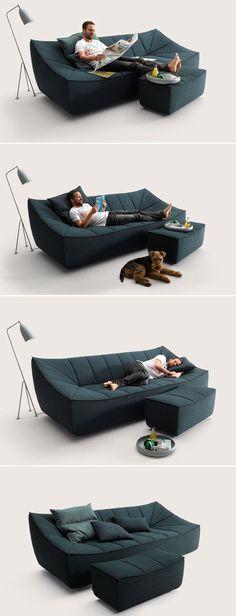 Awesome Modern Sofa Design Ideas You Never Seen 37