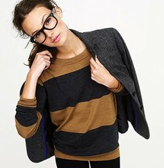 Ordered a bunch of Warby Parker's for try on... Sad to say I can't pull off geek chic