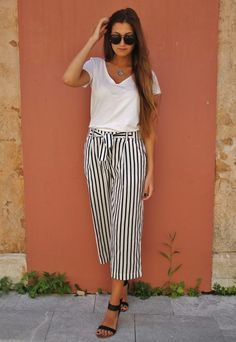 Summer trend: culottes | www.whatkumquat.com