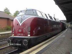 V 200 auf Sonderfahrt in Hamburg Harburg!