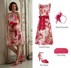 Spring Wedding Guest Outfits - Phase Eight Blog