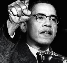 Malcolm X | IS MALCOLM X the father of AKA BARACK OBAMA?...from the blogosphere...