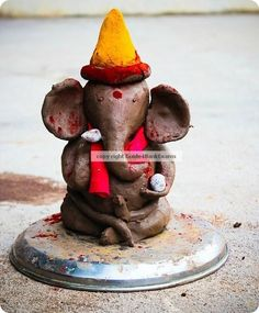 Eco Friendly Ganesh-ji