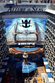 Royal Caribbean. by Santiago, ago ago ago., via Flickr