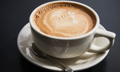 Caffeine DOESN'T cause heart palpitations and your morning latte is good for you   Daily Mail Online