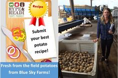 "The Elkton-Hastings, Florida area grows some of the best potatoes in the country! We're having a recipe contest. Anyone can enter! Just post your recipe (with photo) on our Facebook page, and the recipe with the most ""likes"" wins!"