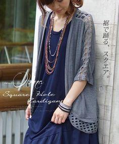 Mori Girl / Fashion / Natural / skirt / Moriga - Le