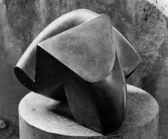 Jean Arp - Shell-Crystal, 1946