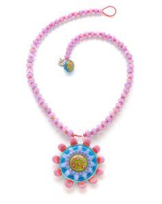 stephanie sersich — summer flower necklace
