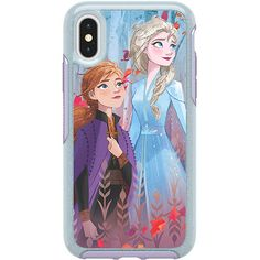 OtterBox Apple iPhone 8 Plus Disney Symmetry Case - Frozen 2 Frozen Disney, Disney Frozen Bedroom, Frozen Room, Frozen Frozen, Frozen Phone Case, Disney Phone Cases, Baby Girl Toys, Toys For Girls, Ipod Cases