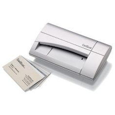 """CARDSCAN EXECUTIVE 800/V8 model #CSA09480CAN (UPC 792980094802) by DYMO. $225.00. he CardScan Executive is the """"Best-in-Class"""" business card scanner. Easily drag and drop contact data from email or web pages and it's instantly placed in the correct fields of the CardScan software or mobile device. Manage your contacts in CardScan software or seamlessly sync with your software and mobile device.. Save 38%!"""