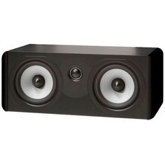 Boston Acoustics A 225C Dual 5.25-Inch Woofer Two-Way Center Channel Speaker (Each, Gloss Black) by Boston Acoustics. $249.99. From the Manufacturer                Delivering premium sound in a compact design, the Boston Acoustics A 225C Two-Way Dual 5-1/4-Inch Center Channel Speaker makes an ideal addition to home theater or music systems. This powerful center channel speaker features internal bracing for enhanced sound quality. A Kortec soft dome tweeter offers crisp, high...