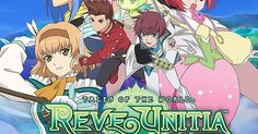 Tales of the World: Reve Unitia Decrypted 3DS ROM - https://www.ziperto.com/tales-of-the-world-reve-unitia-decrypted/