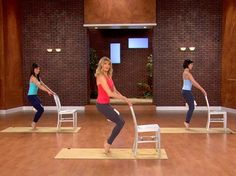 Total Body Barre Workout To Tone Your Legs; my workout goal for today, one of my newer fitness dvds Ballet Barre Workout, Barre Workout Video, Cardio Barre, Pilates Barre, Workout Videos, Exercise Videos, Barre Exercises At Home, Toning Workouts, Easy Workouts