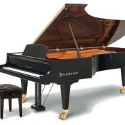 The Bösendorfer Imperial 290, the piano that was sent to Berlin for Kimiko to record on.