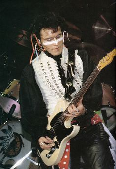 Adam Ant Live by g.sarah69, via Flickr