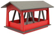 Long Lasting Durable Poly Wood Bird | Houses | Feeders | Wild Bird Products