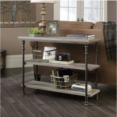 Found it at Wayfair - Canal Street Console Table