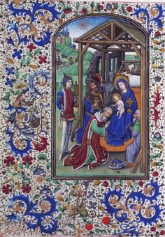 Libro de horas de Leonor de la Vega, siglo XV