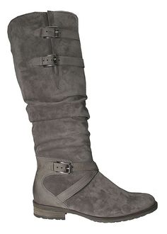 51a8d2379aac Zapatos de mujer - Womens Shoes - Elephant Suede Boot by Gabor on