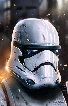 ArtStation - SW7 Trooper by Will Falcone