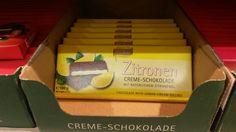 Die Schokoladen von Böhme gehören zu Halloren.