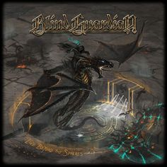 Blind Guardian - Comparte tema en vivo y próximos 3 discos que vendrán en edición especial