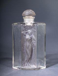 124: Cocina en Fleur, perfume bottle for Parera, circ : Lot 124