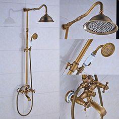 Rozin Wall Mounted Bathroom Rainfall Shower Faucet Set Tu... https://www.amazon.com/dp/B06XCQFHLM/ref=cm_sw_r_pi_dp_x_Kec8ybBMX9XMD