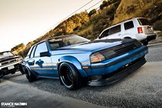 Low N Slow Crew SoCal Stanced Cars (19)