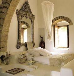 Sunspear Camelia's white room