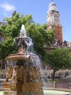 town hall square leicester july 2010 by Judy and Floss, via Flickr