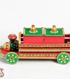 Aapno Rajasthan - Very Unique Handcrafted multi utility Dryfruit Box