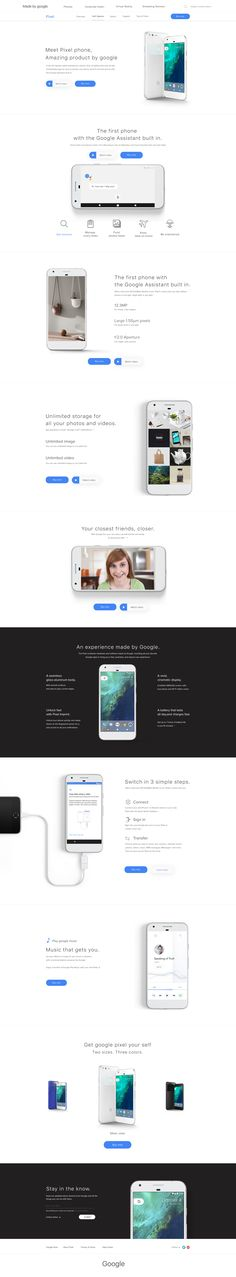 Google Pixel – MaterialUp