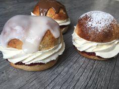 Lavkarbo fastelavensboller Pancakes, Breakfast, Food, Morning Coffee, Pancake, Meals, Yemek, Eten, Crepes
