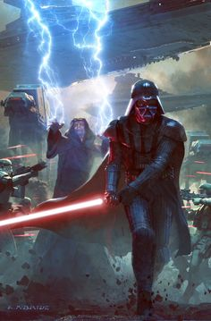 Darkness Of Anakin Skywalker